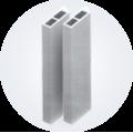 Купить ЖБИ вентиляционные блоки с доставкой в Киеве