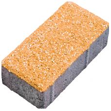 Брусчатка 20-10-6 оранжин фьюжн