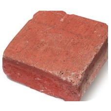 Камень Винтаж 15-15-6 бордо